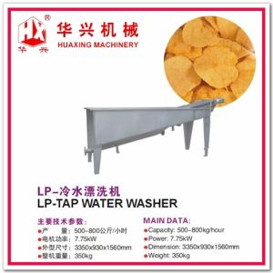 Lp-Tap Water Washer (Washing Machine/Potato Chips Production 120-150Kg/h) pictures & photos