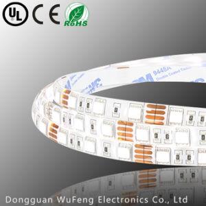 UL Certification Decoration 60LEDs 5050 Flexible LED Strip pictures & photos