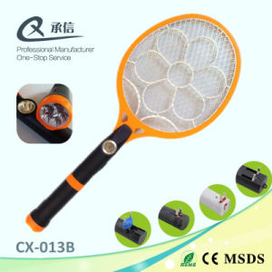 Rechargeable Electronic Mosquito Killer Racket for Camping pictures & photos