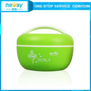 Green 1200ml New Arrival Kind School Cute Lunch Box pictures & photos