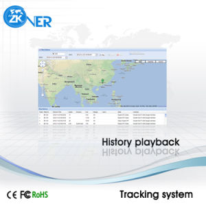 GPS Vehicle Tracking Software Support Customized Language pictures & photos