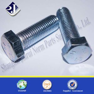 Stainless Steel A2-70 A2-80 Hex Bolt pictures & photos