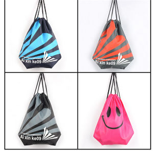 2016 New Design Beam Port Waterproof Fitness Swimming Bag pictures & photos