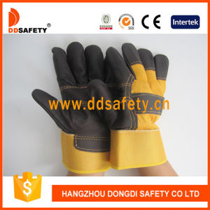 Ddsafety 2017 Furniture Leather Gloves pictures & photos