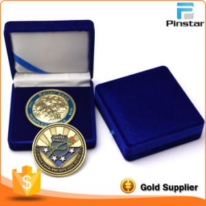Custom Making High Quality Metal Enamel Coin Box pictures & photos
