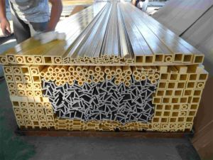 GRP Pultruded Square Tube with High Strength pictures & photos