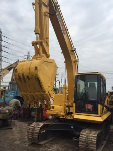 Used Komatsu PC130-7 Crawler Excavator for Sale pictures & photos