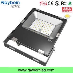 China Supplier Modern Slim 30W Outdoor SMD LED Flood Light pictures & photos