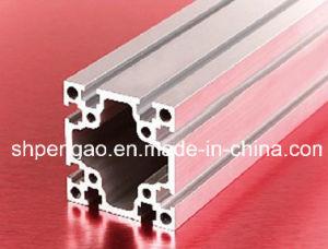 Medium-Duty Big Cavity Upright Aluminum Profile