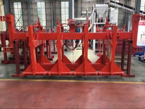 AAC Block Making Machine Cross Cutting Machine pictures & photos