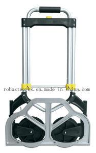 Foldable Aluminium Hand Truck (HT121G) pictures & photos