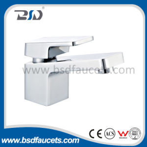 Chrome Hot&Cold Water Mixer Bathroom Washbasin Faucet Australia Watermarked pictures & photos