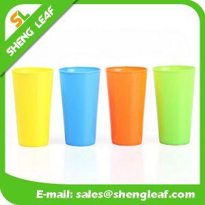New Design OEM Plastic Travel Mug (SLF-PM011) pictures & photos