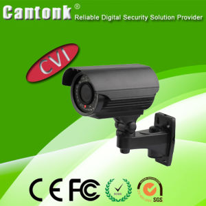 "1/2.9""Pixelplus CMOS 2.4MP 1080P IR40m Cvi Bullet Camera pictures & photos"