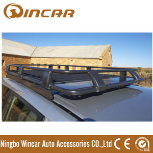Universal Roof Rack Cargo Car Roof Luggage Rack Carrier Basket, Roof Luggage Carrier pictures & photos