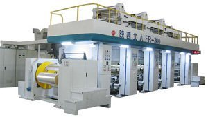 Medium-Speed Printing, Rotogravure Printing Machine of Used pictures & photos