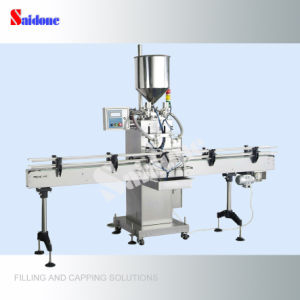 Automatic Cream Filling Machine, Paste Filling Machine pictures & photos