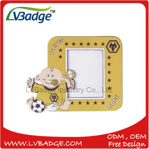 Soft PVC Photo Frame with Custom Logo pictures & photos
