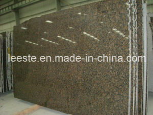 China Natural Stone Tropic Brown Granite Tile pictures & photos