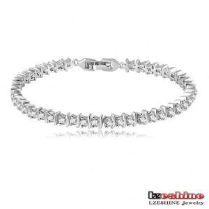 Cut Diamond Tennis Bracelets for Women Cbr0025-B