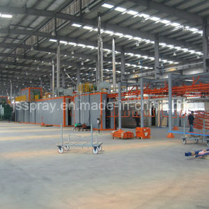 Factory Price Automatic Powder Coating Line