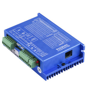 NEMA 23 DSP Digital Stepper Motor Driver Controller for CNC Laser Machine 3D Printing Jmc 2dm556 pictures & photos