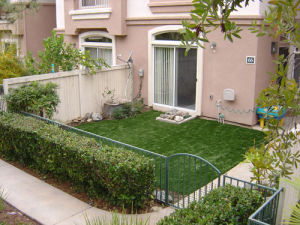 Wm Synthetic Grass for Landscping pictures & photos