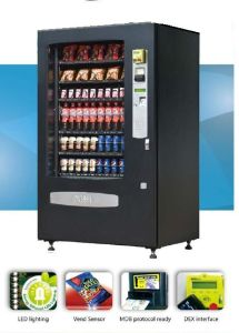 High Quality Vending Machine China Manufacturer Cashless (VCM5000A) pictures & photos