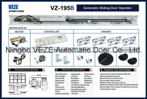 Automatic Door System with Photocell (VZ-195B) pictures & photos