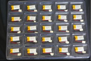 Custom Made Lithium Battery Exc8866135 5s Lipo Battery Pack pictures & photos