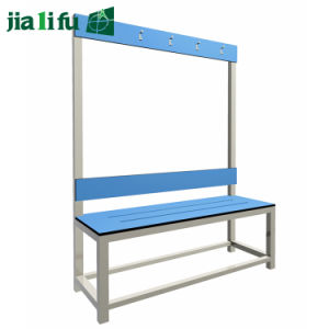 High Quality Blue Color Changing Room Gym Chair pictures & photos