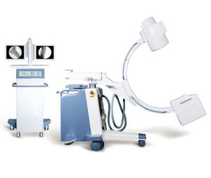 China Factory Medical Equipment High Frequency X-ray Mobile C-Arm pictures & photos
