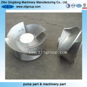 Investment Casting /Lost Wax Casting Parts with CNC Machining pictures & photos