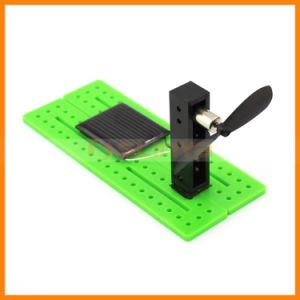 DIY Solar Air Fan Education Gifts Solar Fan Wind Fan pictures & photos
