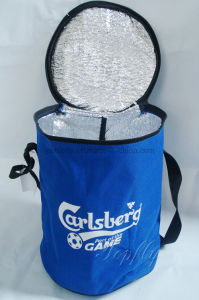 Customized Promotional Reusable Insulated Wine and Drink Bag pictures & photos