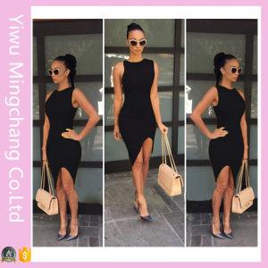Wholesale Sexy Fashion Petite Sleeveless Dress pictures & photos