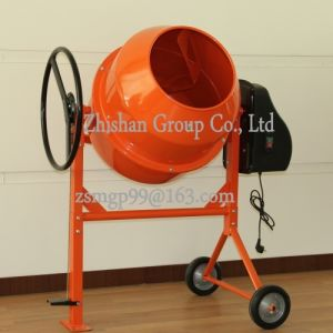 Cm115 (CM50-CM800) Portable Electric Gasoline Diesel Concrete Mixer pictures & photos