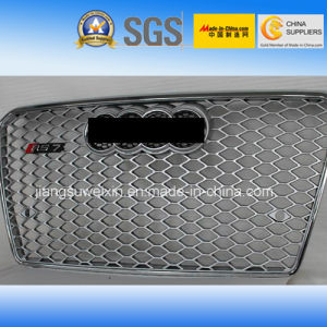 "Chromed Front Auto Car Grille for Audi RS7 2013"" pictures & photos"
