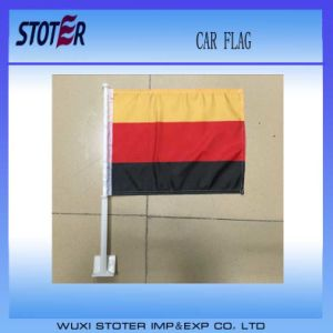 2016 Car Window Flag for President Donald Trump Car Flag with 50cm Plastic Flag Pole