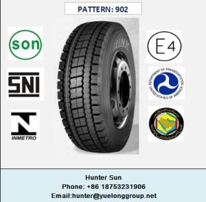 Ilink Brand Truck & Bus Radial Tyres 12r22.5 (902) pictures & photos