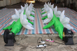 Hot Sale Inflatable Wedding Decoration Inflatable Flower Chain pictures & photos