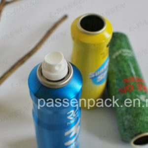 300ml Metal Aluminum Deodorant Spray Aerosol Can (PPC-AAC-012) pictures & photos