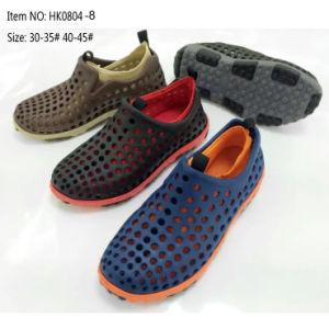 Latest Men Model EVA Garden Shoes EVA Clogs (HK0804-8) pictures & photos