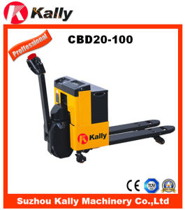 Multiple Automatic Protection Electric Pallet Truck with Ce pictures & photos