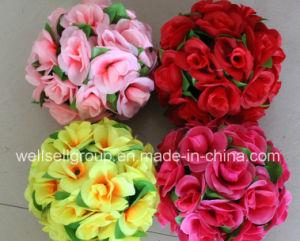 Wedding Decoration Artificial Flower Kissing Balls pictures & photos