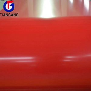 Color Coated Galvanized Steel Coil/Steel Strip pictures & photos