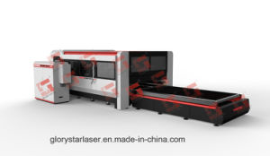 CNC Fiber Laser Cutting Machine of 0.5-14mm Stainless Steel pictures & photos