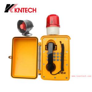 Public Address Systems Fire Detection Kntech Telephone Knsp-08L pictures & photos