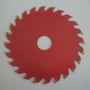 Red Circular Dental T. C. T Saw Blade pictures & photos