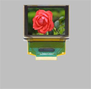 1.27 Inch Full Color OLED Display Module 128X96 Pixels pictures & photos